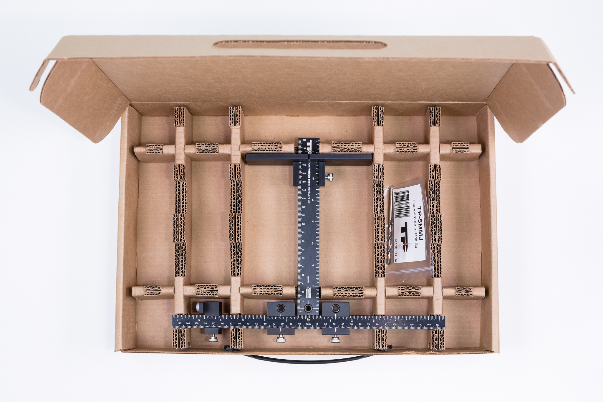 True Position TP-1934 Cabinet Hardware Jig - True Position Tools
