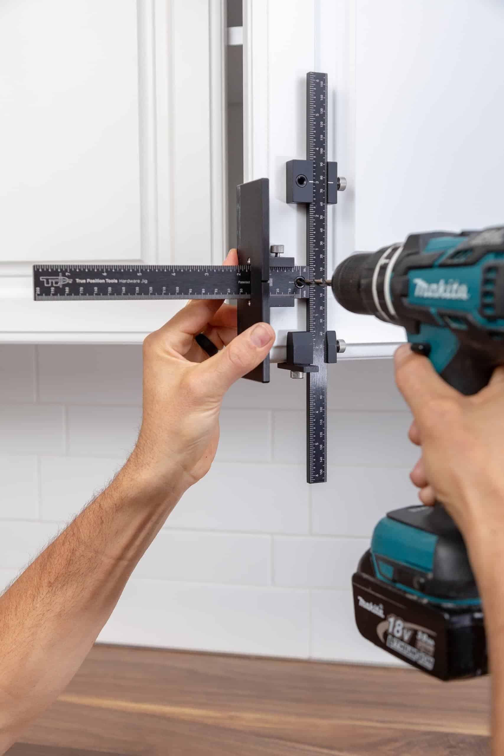 TP-1934 Cabinet Hardware Jig Door Handle Installation