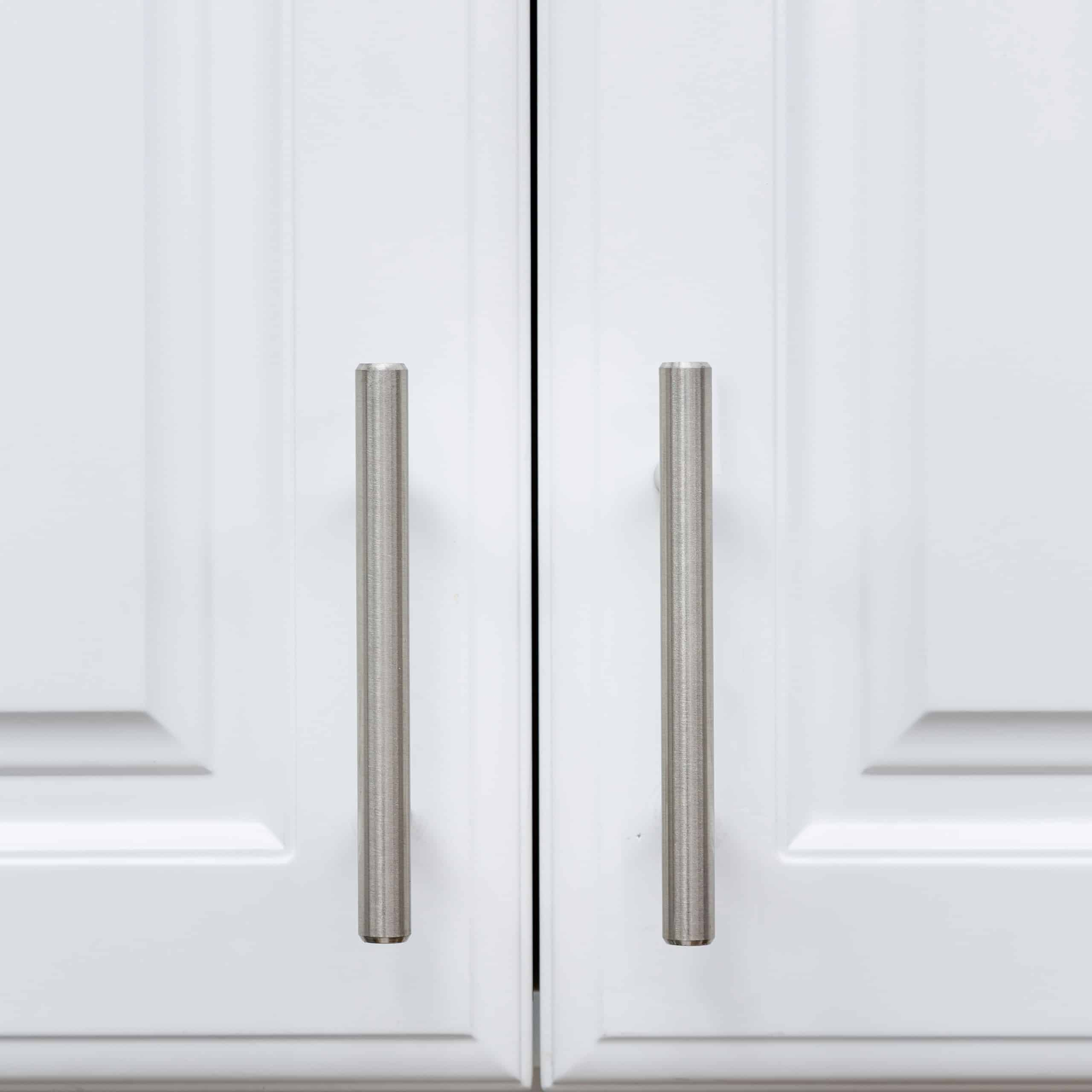 Cabinet Door Handle Installation