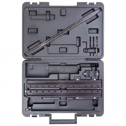 TP-2312 Extension Set for Long Handles, Shelf Pins + TP-ERA w/ Case