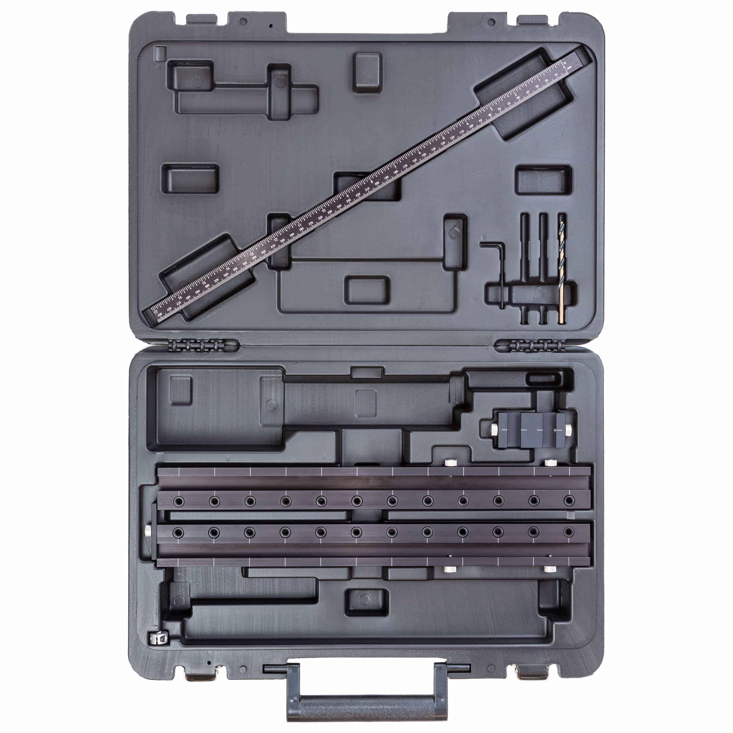 TP-2312 Extension Set and TP-ERA Extended Ruler Attachment with Case for Long Handles and Shelf Pins
