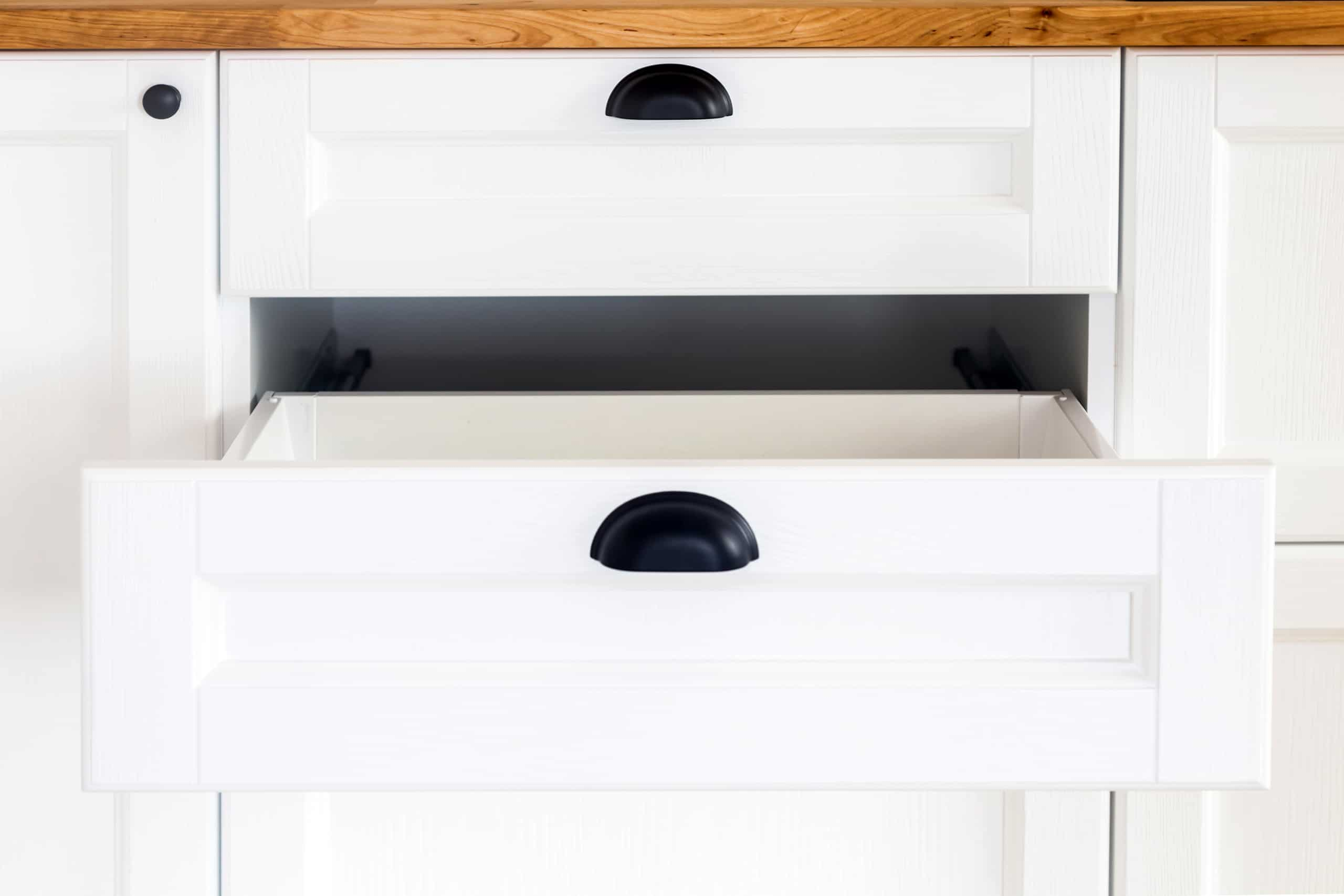 Cabinet Hardware Placement Guide