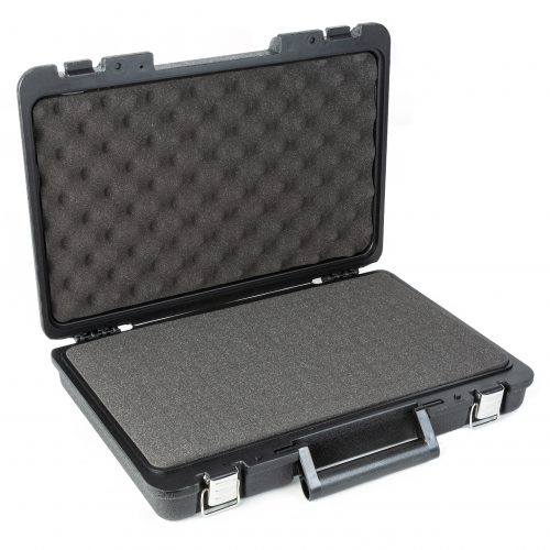 Universal Hand Tool Case With Pick and Pluck Foam