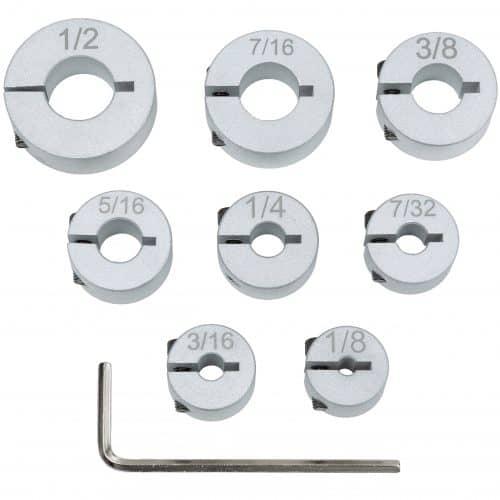 Aluminum Stop Collar Set