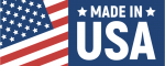 Made in USA Split Icon